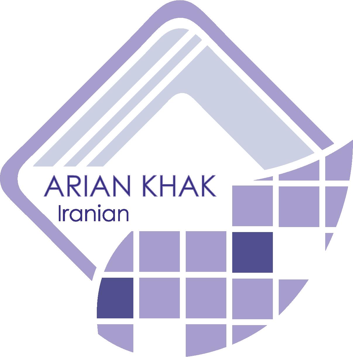 آرین خاک ایرانیان لوگو